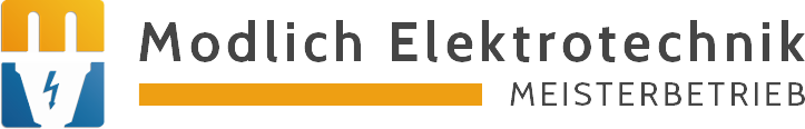 Modlich Elektrotechnik - Logo